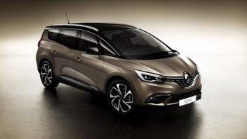 Neuer Renault Grand SCENIC